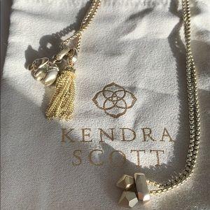 Kendra Scott Gold Charm Necklace✨